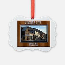 Virginia City Ornament