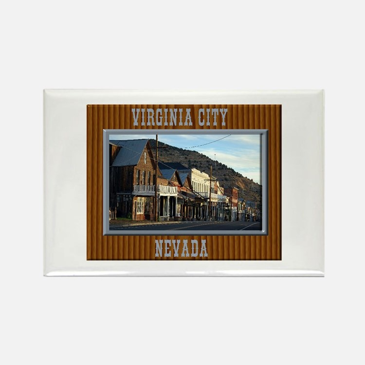 Virginia City Magnets