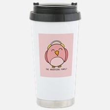 Custom Family Name Chri Travel Mug