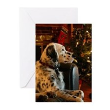Carter Christmas Painting Greeting Cards