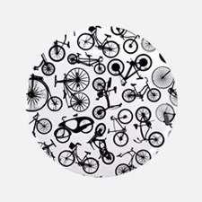 bike bikes Bicycle madness Button