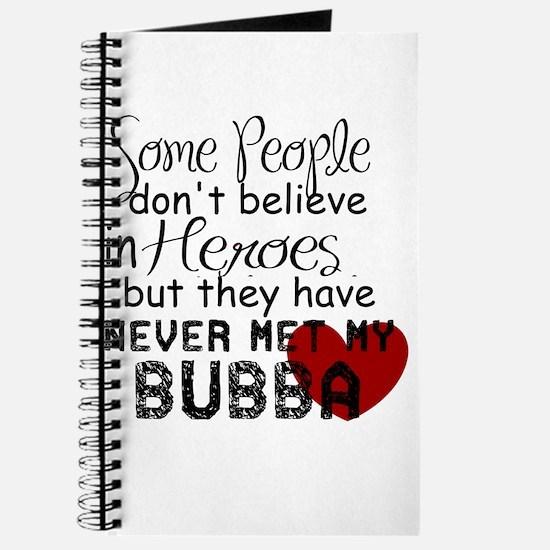 Bubba Hero Journal