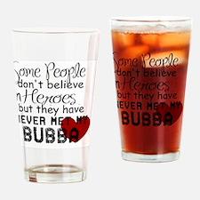 Bubba Hero Drinking Glass
