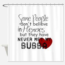 Bubba Hero Shower Curtain