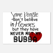 Bubba Hero Postcards (Package of 8)