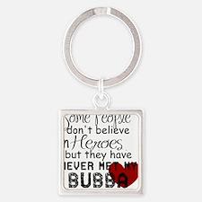 Bubba Hero Keychains