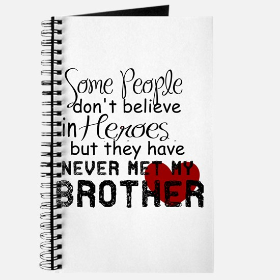 Cute Brother Journal
