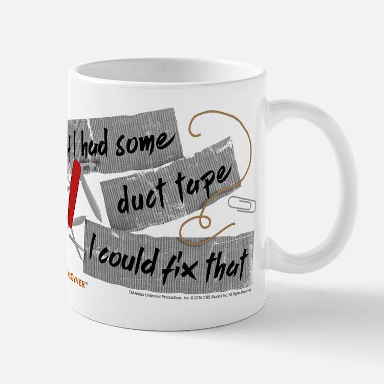 MacGyver: Duct Tape Mug
