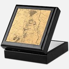 Cute Historian Keepsake Box