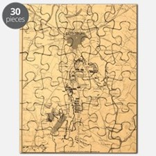 Cute Historical Puzzle