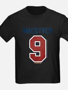 MacGyver: 9 Hockey Jersey T