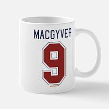 MacGyver: 9 Hockey Jersey Mug