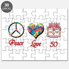 50th. Birthday Puzzle