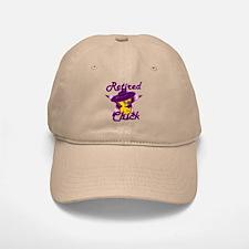Retired Chick #9 Baseball Baseball Cap