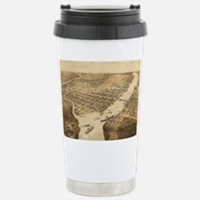 Cute Green bay wi Travel Mug
