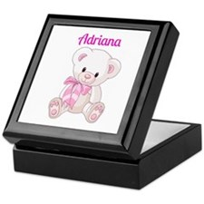 Personalized With Name Keepsake Box