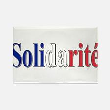 Solidarité Magnets