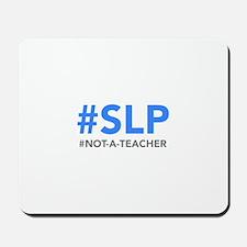 SLP Hashtag Mousepad