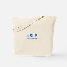 SLP Hashtag Tote Bag
