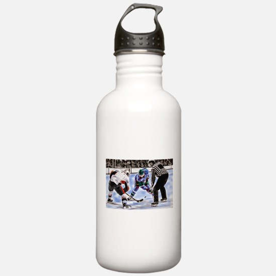 Hocky Players and Refe Water Bottle