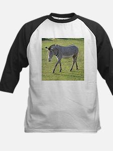 Zebra 002 Baseball Jersey