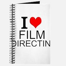 I Love Film Directing Journal