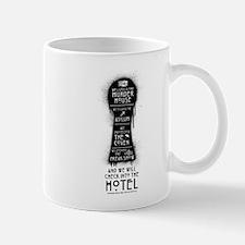 AHS Hotel Keyhole Mug