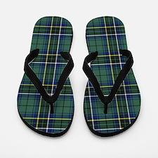 Tartan - MacAlpine Flip Flops