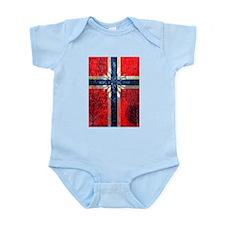 Norwegian winter Body Suit