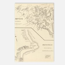 Unique The hamptons Postcards (Package of 8)