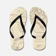 Unique The hamptons Flip Flops