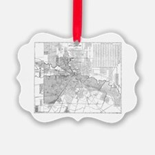 Cute Houston tx Ornament