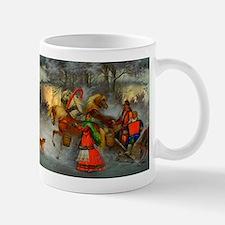 Cute Horses carriages Mug