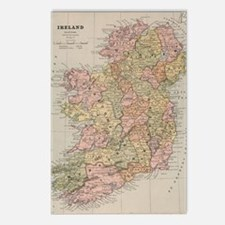 Cute Ireland Postcards (Package of 8)
