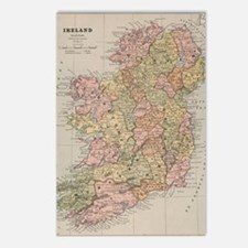 Unique Irish history Postcards (Package of 8)