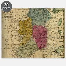 Unique Irish vintage Puzzle