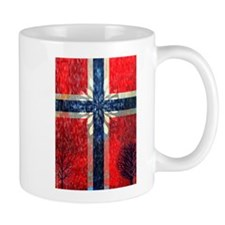 Norwegian winter Mugs