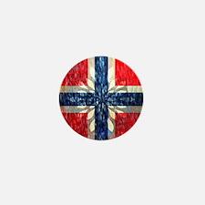 Norwegian winter Mini Button