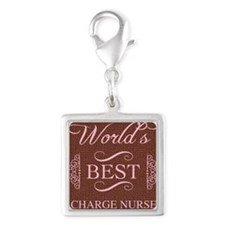 World's Best Charge Nurse Charms