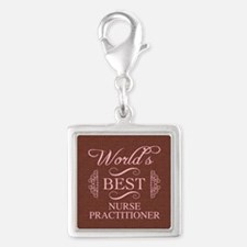 World's Best Nurse Practitioner Charms