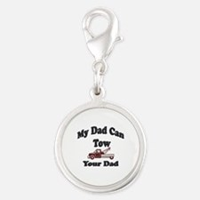 Towing Dad Charms
