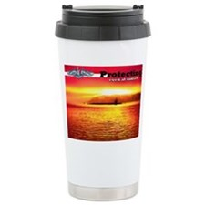 Cute Attacking Travel Mug