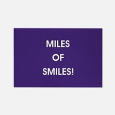 MILES OF SMILES! Magnets