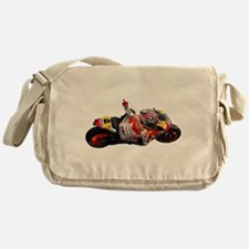 mmfingerbobble Messenger Bag