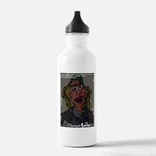 DRAW IT WITH MY EYE'S Water Bottle