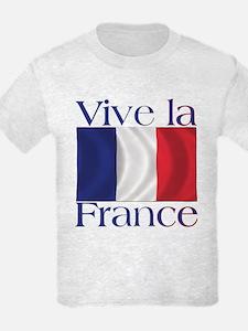 Vive La France T-Shirt