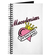 Macedonian Princess Journal
