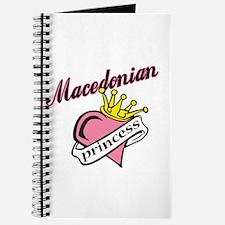 Macedonian Princess Journal
