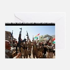 Cute Kurdistan Greeting Card