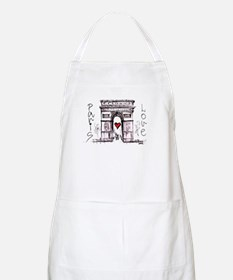Paris with love Apron
